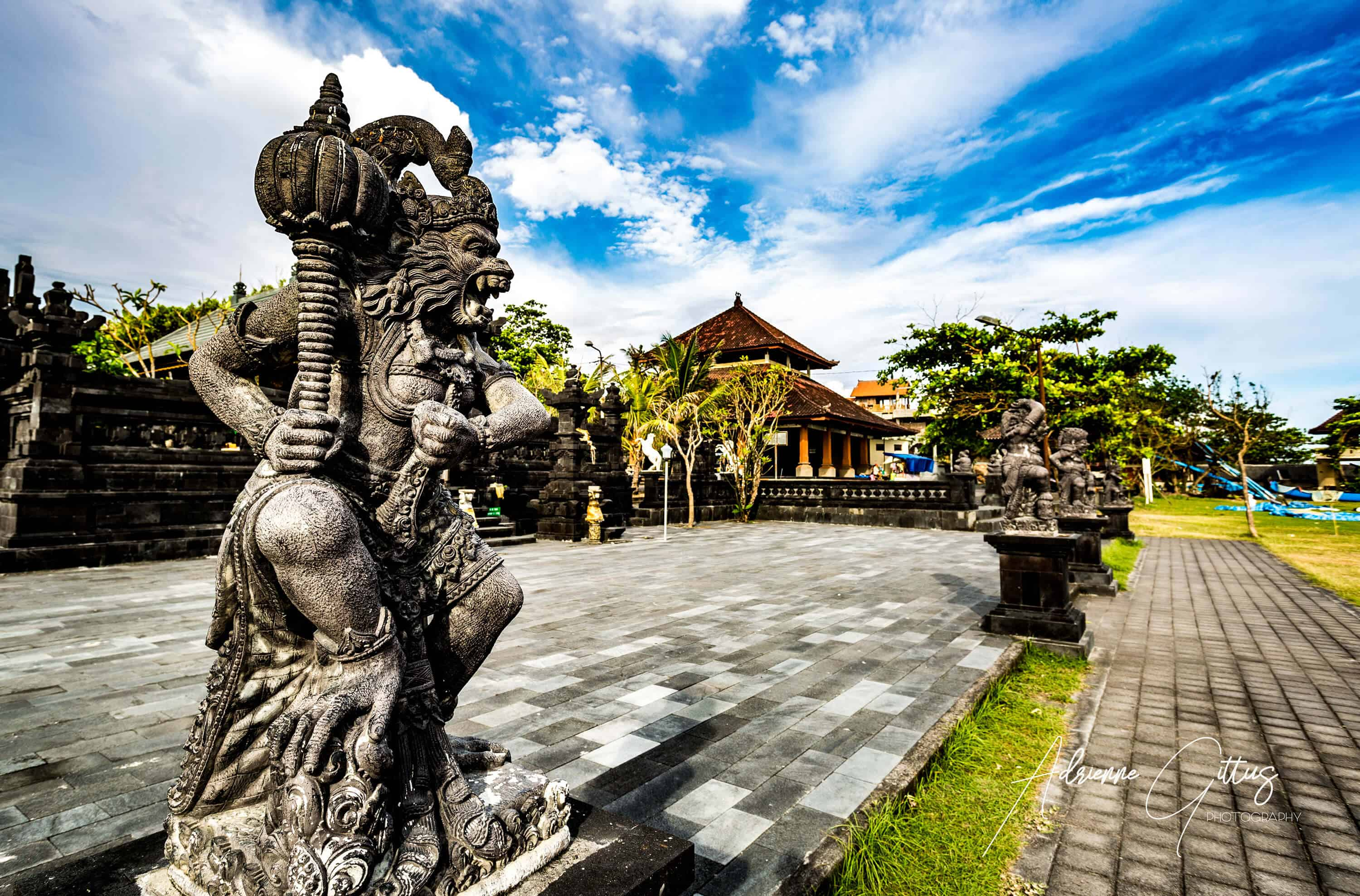 Monkey King Temple, Canggu, Bali