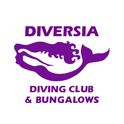 Diversia Diving Club and Bungalows logo