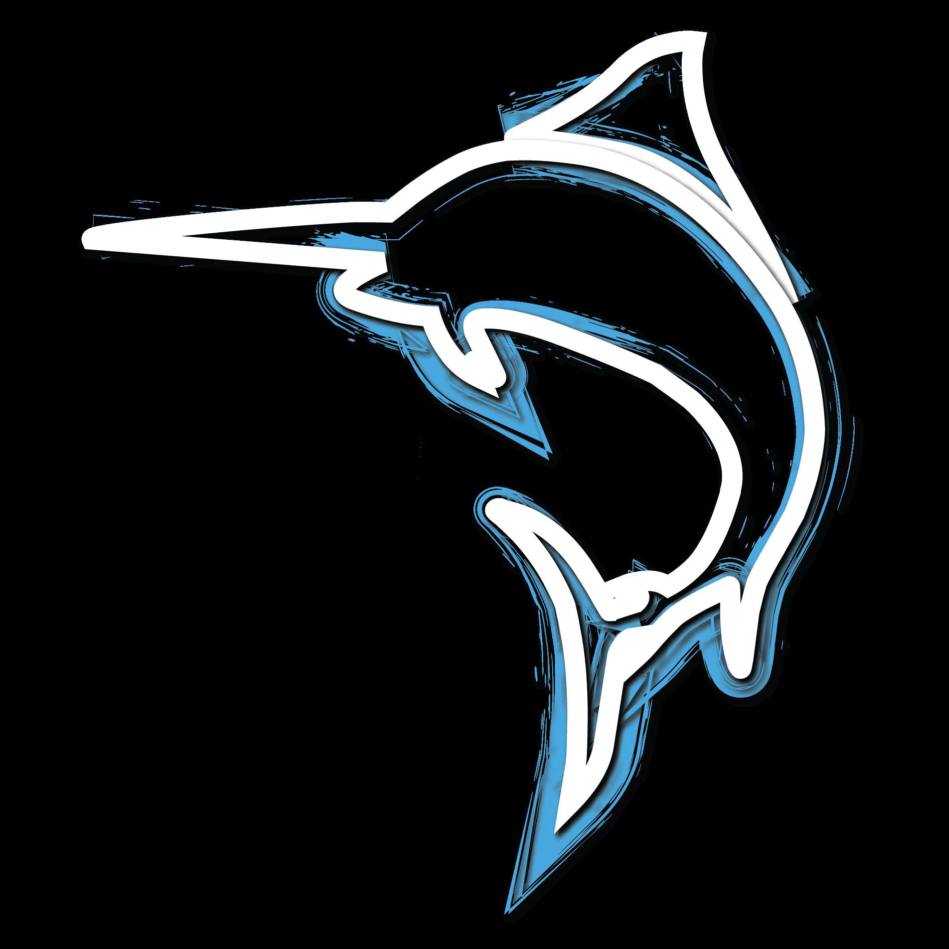 Blue Marlin Komodo logo