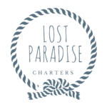 Lost Paradise Charters logo