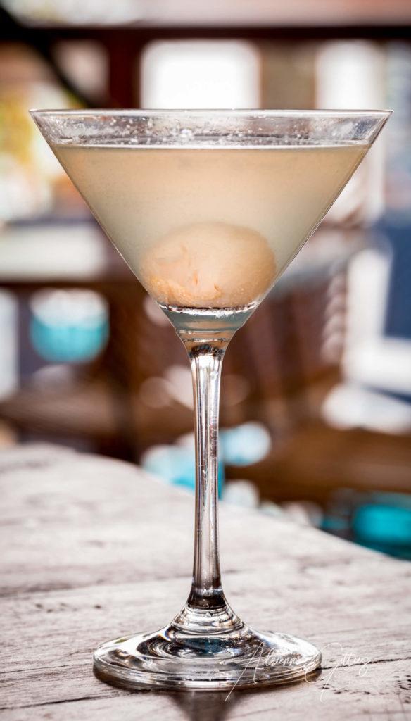 Lychee Martini Pesona Restaurant